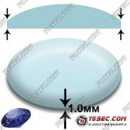 Сапфировые стекла (линза) 1мм