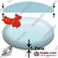 Стекла Китай (линза) 1.2мм
