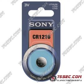 Батарейка Sony CR 1216