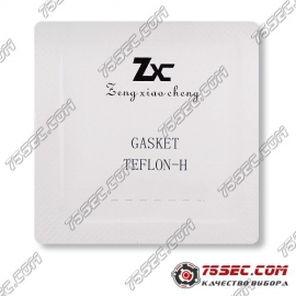Прокладка под стекло «TEFLON-H» В.1,00хШ.0,35 диаметр 28,5мм (5шт)