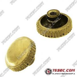 №062 Стальная головка «желтое золото»
