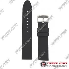 № 001 Каучуковый ремешок для Casio с тиснением волны