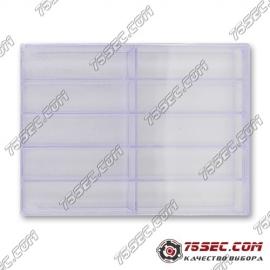 Коробка для мелких деталей 8,6х6,4см
