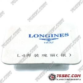 Головка Longines  L4 цвет стали