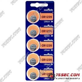 Батарейка muRata CR 1220