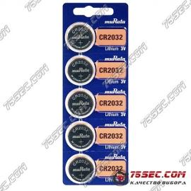 Батарейка muRata CR 2032