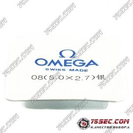 Головка для Omega 08 (5,0х2,7)