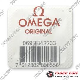 Головка Omega с внешним футером 28.13 «Желтое золото»