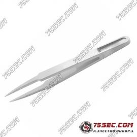 Белый пинцет ESD-93303 из пластика