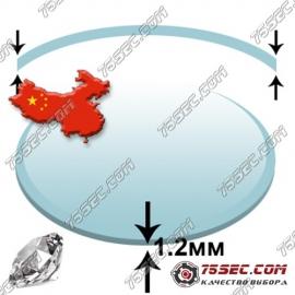 Стекло сфера (Китай) 1.2мм диаметр 30,0мм