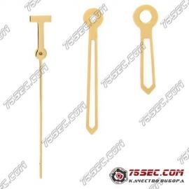 Стрелки «желтое золото» 2824 для Tissot 049