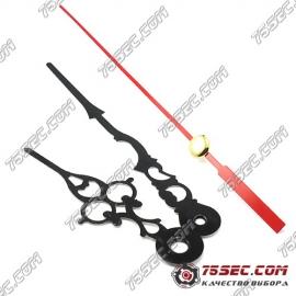 Комплект стрелок для настенных часов (10 комплектов)
