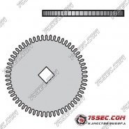№ 415 Барабанное колесо (ETA 2000-1)