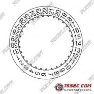 № 2557/1 Календарный диск (ETA 2824-2)