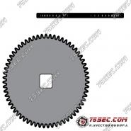 № 415 Барабанное колесо (ETA 2824-2).