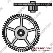 № 1481 Редукционное колесо (ETA 7750).