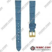 Голубой ремешок для часов Bandco(AL-MP-1414-GL)
