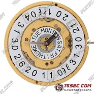 Механизм Ronda HR 5050 C (Золото).