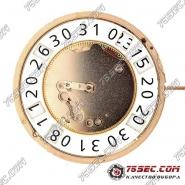 Механизм Ronda 6004.B (Золото)