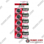 Батарейка Maxell CR 2032