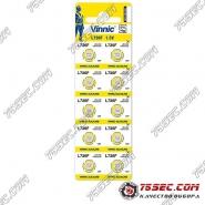 Батарейка Vinnic - L736 \ 392 \ AG3 (10шт)