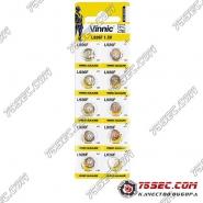 Батарейка Vinnic - L926 \ 395 \ AG7 (10шт)