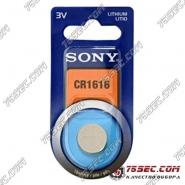 Батарейка Sony CR 1616