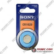 Батарейка Sony CR 1620