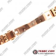 Браслет фирмы Marc Jacobs «красное золото»