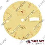 Циферблат «Orient AAA» желтое золото