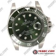 Корпус для часов Rolex Submariner зеленые.