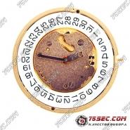 Механизм Ronda HR 5030D (Золото).