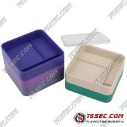 Квадратная коробочка для хранения рабочих деталей.