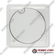 Минеральное стекло Diesel полукруг кайма зеркало 52,0x2,0мм