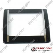 Минеральное стекло Rado 28,3x23,6мм черное