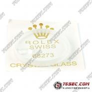 Минеральное стекло Rolex 68273 Китай