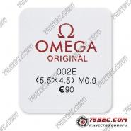 Головка Omega с внешним футером 002E