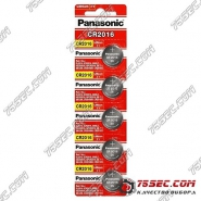 Батарейка Panasonic CR 2016