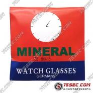 Органическое стекло на часы «Штурманские-сковородка» 36,6х4,8мм
