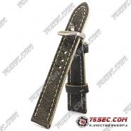 Кожаный ремешок с текстурой из рубленой кожи (EPB-98430XL)