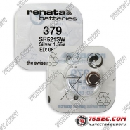 Батарейка Renata 379 \ SR 521 SW (10шт)