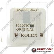 Головка Rolex с внешним футером B24-603-8-G1 (102079766)