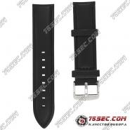 Ремешок черного цвета для часов Daniel Wellington