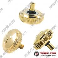 Головка для Tissot №028 «желтое золото»