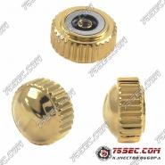 Головка для Tissot №035 «желтое золото»