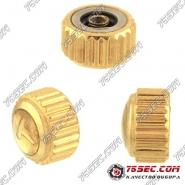 Головка для Tissot №053 «желтое золото»
