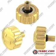 Головка для Tissot №066 «желтое золото»