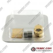 Головка Tissot стальная T14 (желтое золото)