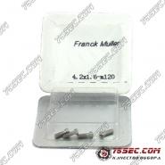 Винты для задних крышек Franck Muller 4,2х1,6мм