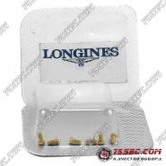 Винты Longines L4-R2 «желтое золото» 1,4x0,9x2,5мм